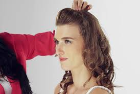 hairshow guide for hair styles puff hairstyle diy step by step tutorial