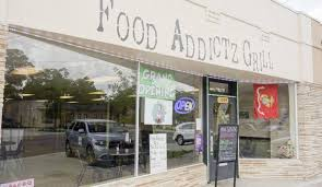Southern Comfort Merchandise Restaurant Review Food Addictz Grill Delivers Southern Comfort