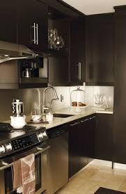 Espresso Kitchen Cabinets Espresso Kitchen Cabinets Love Them Not Too Crazy About The