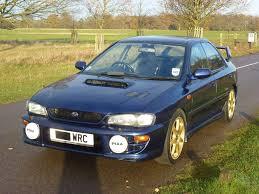 subaru mean eye subaru impreza wr sport prodrive page 1 readers u0027 cars