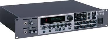 19 Inch Audio Rack Boss Gt Pro Guitar Effects Processor