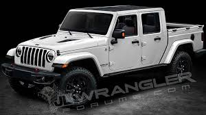 jeep grill skin jl wrangler forums releases renderings of future jeep pickup the