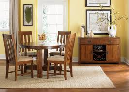 Mission Dining Room Chairs by Liberty Furniture Urban Mission Server With Built In Wine Rack