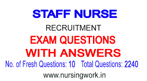 Anatomy And Physiology Tests With Answers Nursing Written Test Sample Questions