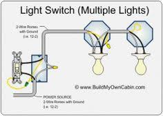 wiring lights in series wiring diagram for multiple lights on one switch power coming in