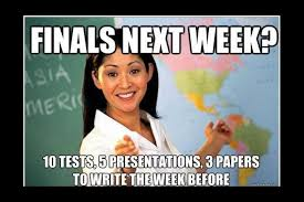 Finals Memes - best finals week memes her cus