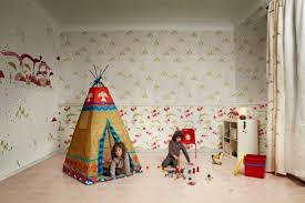 artistic wallpapers for kids rooms digsdigs