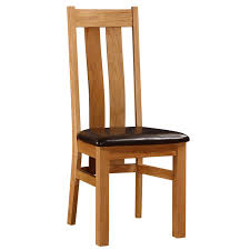 best unfinished furniture dining room chairs inspiration 1500 7b4319 2x solid oak dining chairs pair of cumbria chair padded elegant 9453