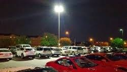 Led Parking Lot Lights Led Parking Lot Lights For Car Lots Can Save Up To 80 In Energy