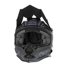 matte black motocross helmet o u0027neal 7series helmet evo chaser matte black 2017 mxweiss