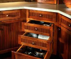 Kitchen Corner Base Cabinet - Kitchen cabinets corner drawers