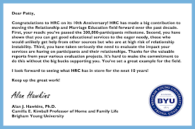 thanksgiving messages to colleagues re colleagues congratulate hrc for 10 years of service healthy