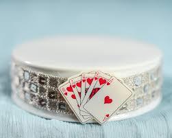 Wedding Cake Las Vegas Taking A Gamble