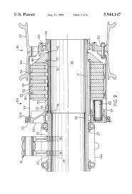 patent us5944147 integrated aircraft wheel brake and axle