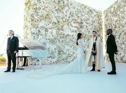 get inspired kardashian and kanye west wedding everafterguide