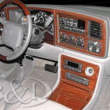 Custom Cadillac Escalade Interior 2003 Cadillac Escalade Custom Dash Kits Carid Com