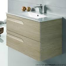 Designer Bathroom Vanity Units Modern Bathroom Vanity Unit 900mm Wall Hung Unit Modern Bathroom