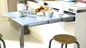 cuisine carré table de bar carre haute top table de cuisine carrelace awesome