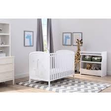 Delta 3 In 1 Convertible Crib Delta Children Modbaby 3 In 1 Convertible Crib White Walmart