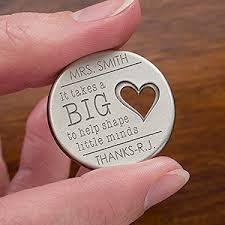 personalized keepsake personalized keepsake pocket token s heart