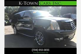 cadillac escalade for sale in nc used cadillac escalade for sale in mooresville nc edmunds