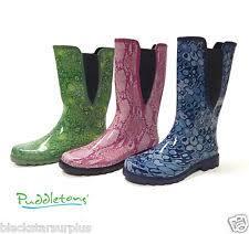 s garden boots size 11 rainboots for ebay