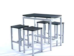 tables hautes cuisine table bar cuisine conforama visualdeviance co