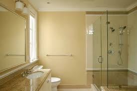 bathroom with beige tiles what color walls and best paint colors