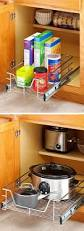 kitchen pantry organizers lining kitchen cabinets and drawers how