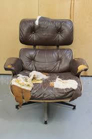 eames lounge chair u0026 ottoman es670 restoration u0026 repair