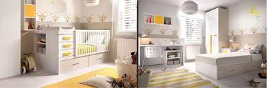 chambre bébé avec lit évolutif chambre bebe evolutive secret de chambre