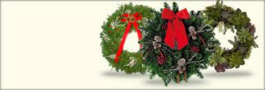 Decorated Christmas Wreaths Wholesale by Wholesale Fresh Evergreen Wreaths Holiday Garlands Non Profit
