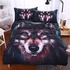 wolf bed set handmade wolf bed set titleseventy