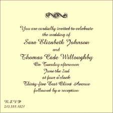 wording on wedding invitations wedding invitation protocol wording proper wording of wedding