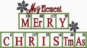 items similar to merry periodic element table chemistry