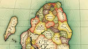 africa map before colonization counterfactual africa johan fourie s
