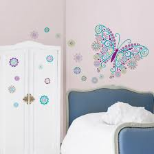wallpops wall art kit social butterfly decal reviews wayfair wall art kit social butterfly decal