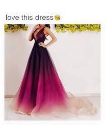 ombre dress dress ombre dress prom dress chiffon burgundy pink