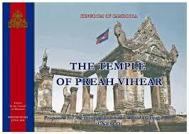 world heritage angkor and beyond preah vihear göttingen