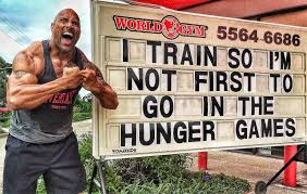 The Rock Gym Memes - 50 of my favourite fitness memes from the internet