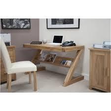 Modern Oak Desk Eton Solid Oak Furniture Computer Desk