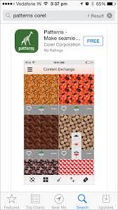 pattern corel x7 create seamless patterns on your iphone with patterns ios 7