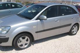 kia rio 2007 hatchback 1 5l diesel manual for sale paphos