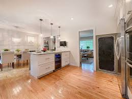 High Ceiling Kitchen by Kitchen With U Shaped U0026 High Ceiling In Mountain Lakes Nj