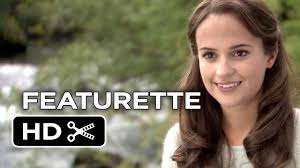 ex machina featurette cast 2015 alicia vikander domhall