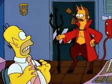 Simpsons Treehouse Of Horror All Episodes - treehouse of horror iv wikipedia