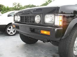 nissan pathfinder winch bumper got lights off topic npora forums