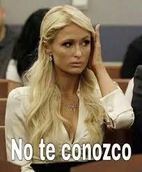 Paris Hilton Meme - 904 best spanish funny images on pinterest ha ha hilarious