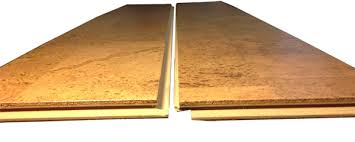 floating cork flooring benefits and the uniclic system