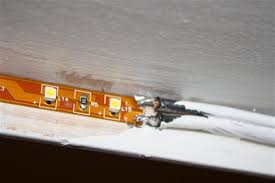 How To Install Under Cabinet Lighting by How To Install Inexpensive Energy Efficient Under Cabinet Lighting